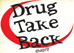 RMRH Drug Take Back Event